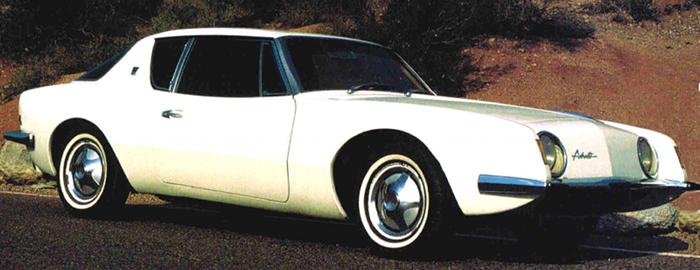 der letzte studebaker, das erste muscle car - funcarclub